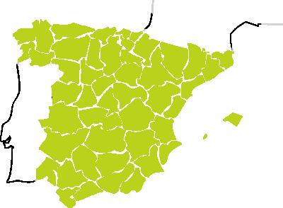 Campings en España