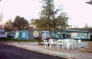 Camping Puente de Alcantara