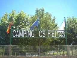 Camping Os Fieitás
