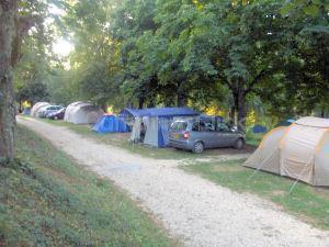 Camping Les Jardins De L'abbaye