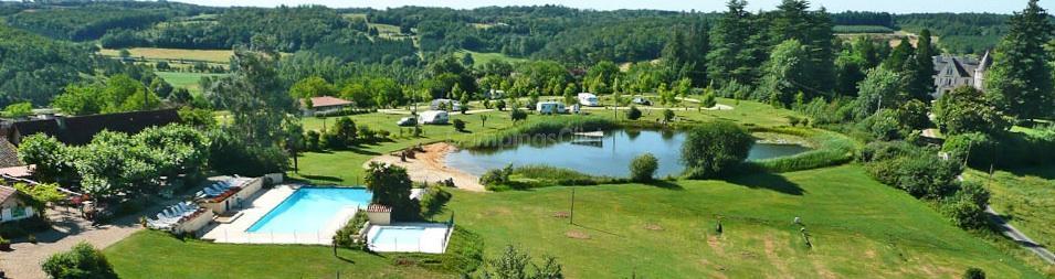 Camping Lestaubiere