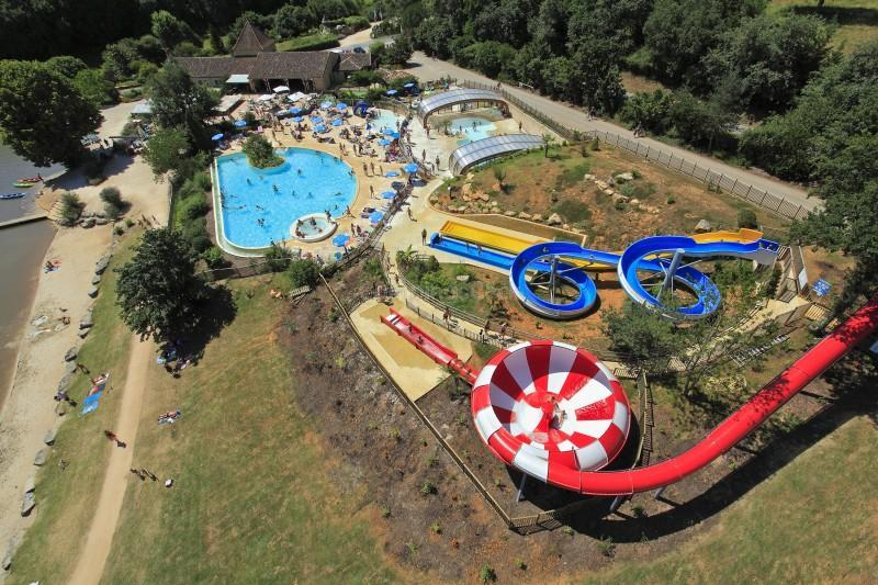 Domaine Le Moulinal Camping France Loc