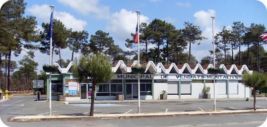 Camping Municipal De Montalivet