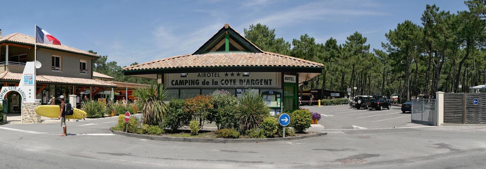 AIROTEL Camping De La Cote D'argent