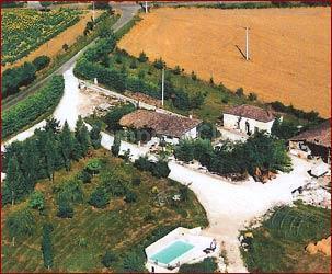 Camping à la ferme Les Glaudes