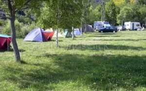 Camping Rio Luna