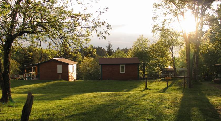 Camping-auberge Les Myrtilles