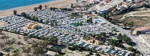 Camping Playa de Mazarrón