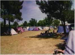 Camping Fontesin