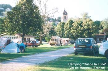 Camping Du Cul de la Lune