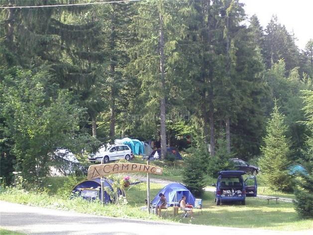 Camping Chalet du Bugnon