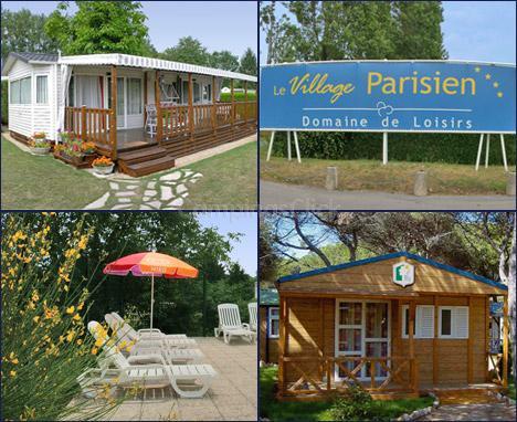 Camping Village Parisien