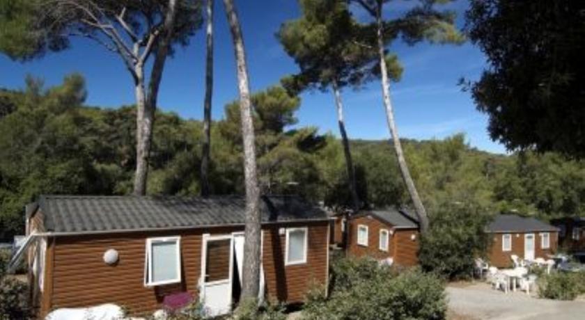 Camping Domaine De La Pinede