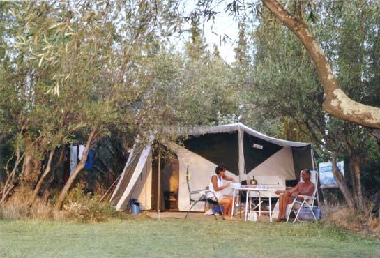 Camping Domaine De Clairac