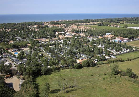 Camping Papeteries Navarre
