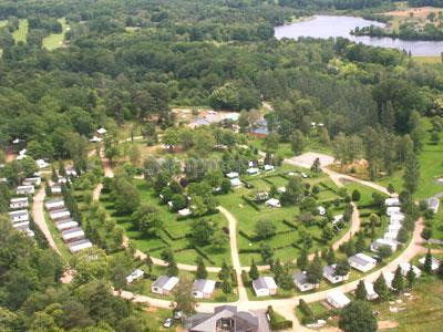 Camping Campéole - Le Coiroux