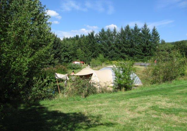 Camping Le Fayard