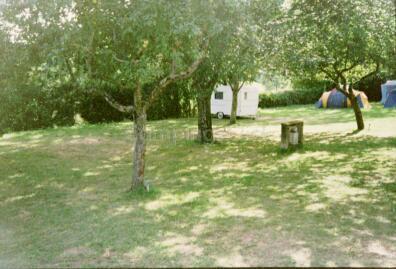 Camping La Tioule