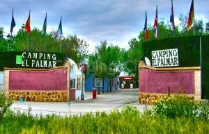 Camping El Palmar